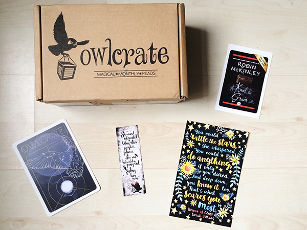 OwlCrate Jan 2